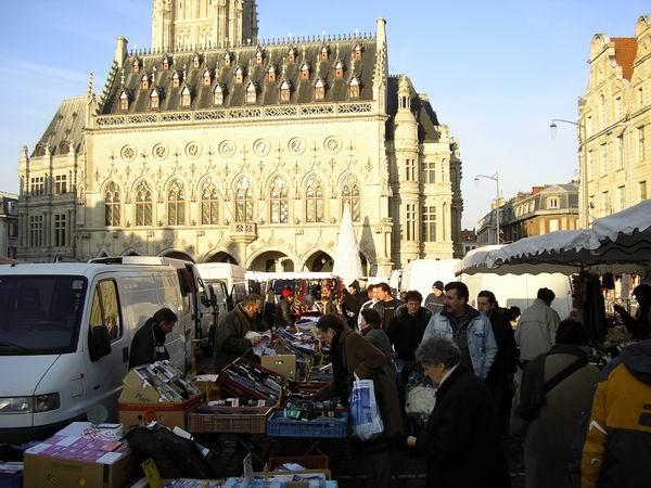 Des Restaurants Au Centre Ville De Arras